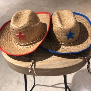 Other - Cowboy/cowgirl hats